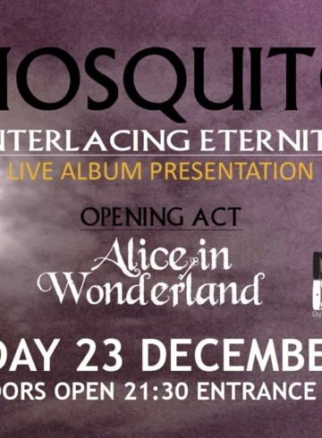 Mosquito (GR) – Op.Act Alice In Wonderland (GR)