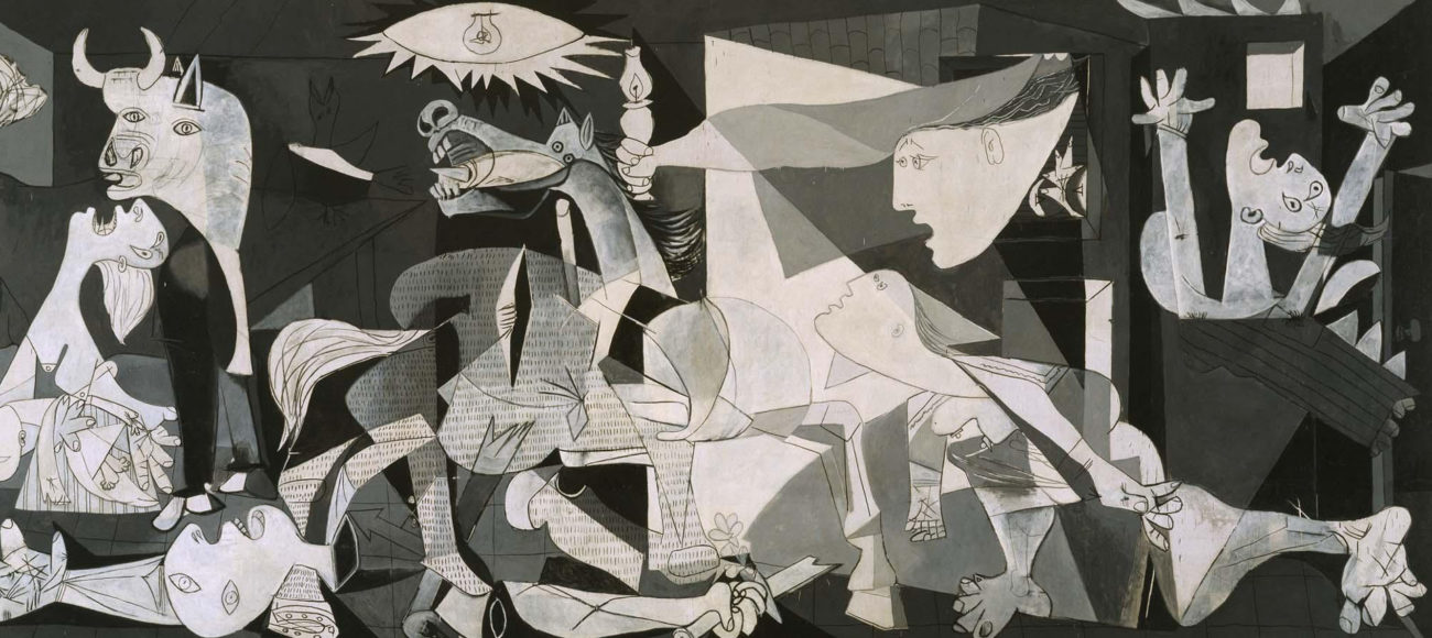 """Rethinking Guernica"""