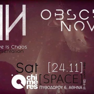 Night Haze | Obscura Nova Live at Chimeres.Space