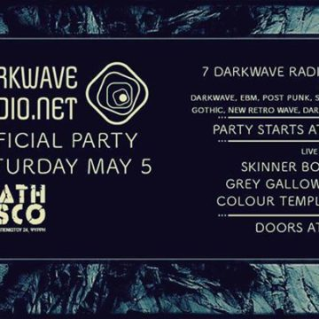 Darkwaveradio.net – Official 2018 Party and Concerts