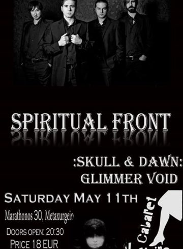 Spiritual Front live in Athens