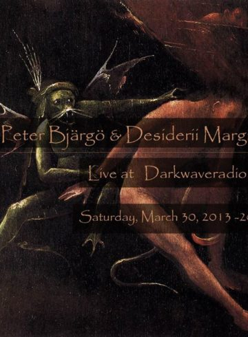 Interview to Peter Bjärgö &  Desiderii Marginis