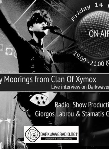 Ronny Moorings (Clan Of Xymox) Interview