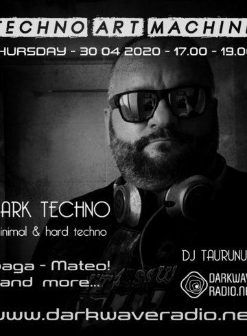 Dark Techno Night
