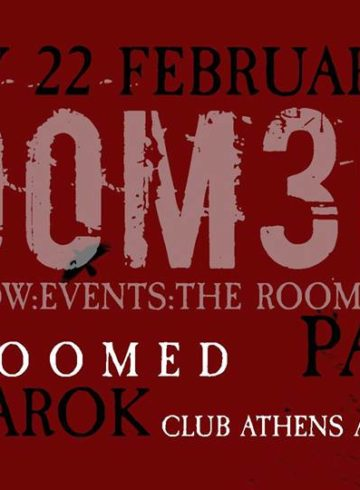Room302 A Doomed PARTY