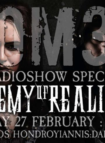 Interview to Enemy Of Reality