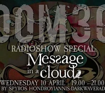 Message In a Cloud @ Darkwaveradio.net