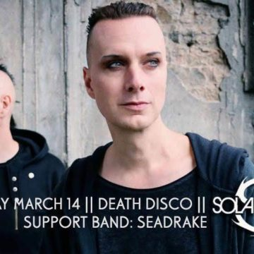 Solar Fake w/ Seadrake live at Death Disco