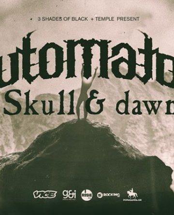 Tribute to Skull & Dawn